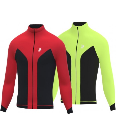 Wind stopper thermal cycling jacket