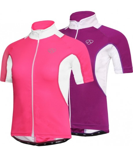 Ladies Cycling Half Sleeve Jersey