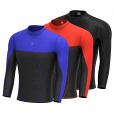 Compression full sleeve jersey