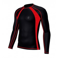 Compression full sleeve breathable jersey