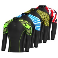 Fitness base layer full sleeve jersey